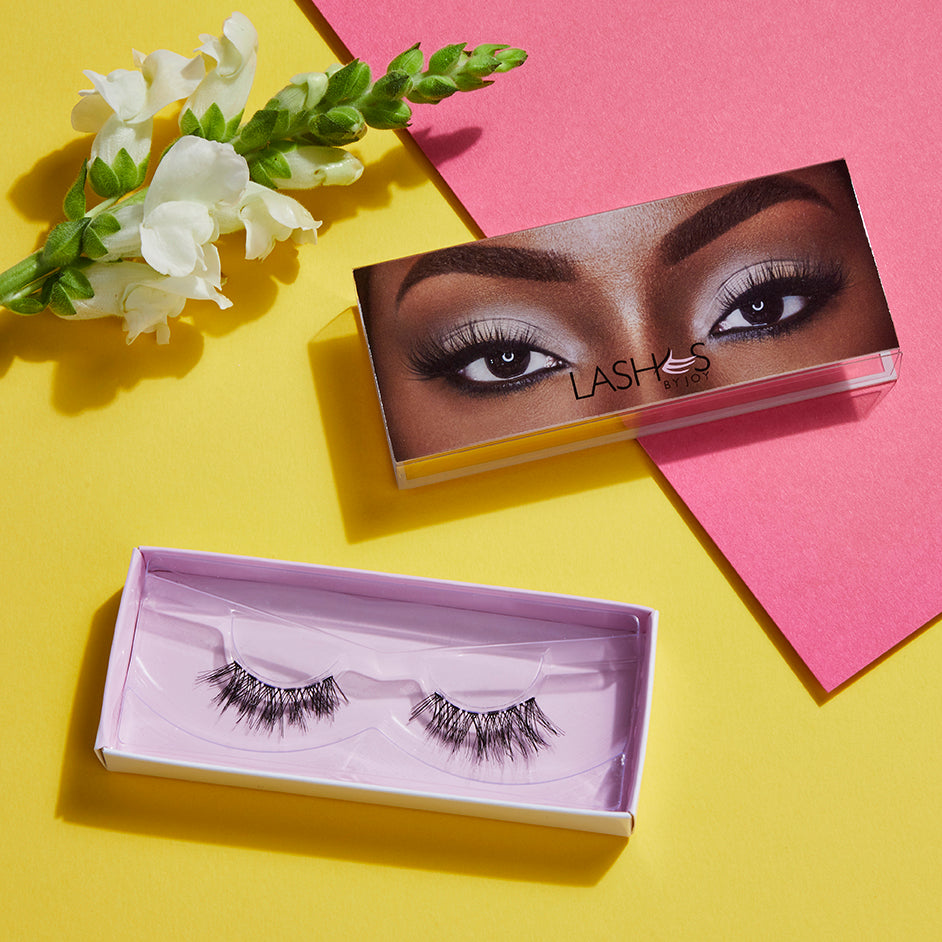 Lightweight Strip Lashes - Snapdragon - ByJoyadenuga