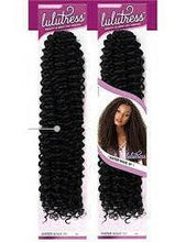 Load image into Gallery viewer, Lulutress Water Wave Crochet Braid Hair 18""