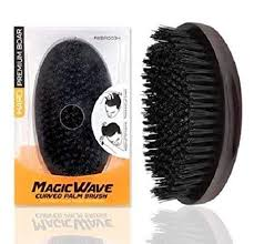 Magic Wave Curved Palm Brush Soft