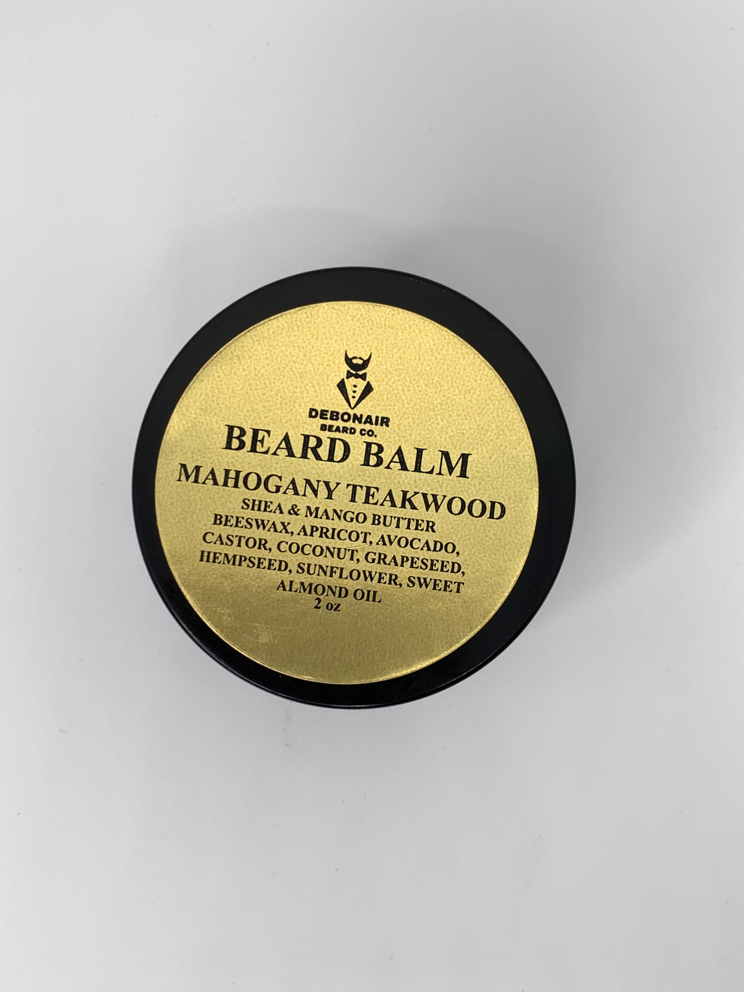 Debonair Beard Co Beard Balm 2oz