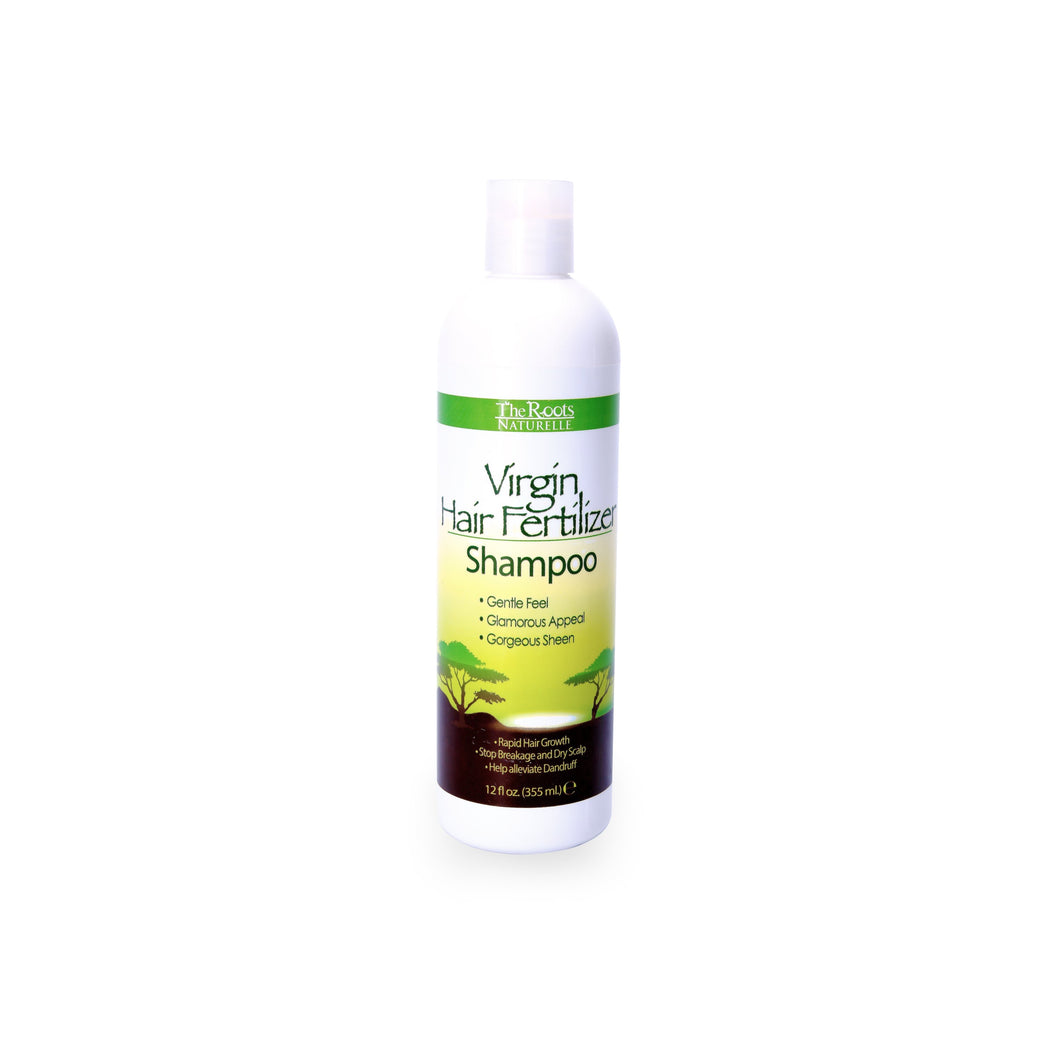The Roots Naturelle Virgin Hair Fertilizer Shampoo