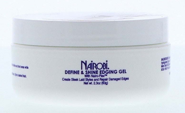 Nairobi Edge & Shine Gel