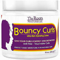 The Roots Naturelle  Bouncy Curls