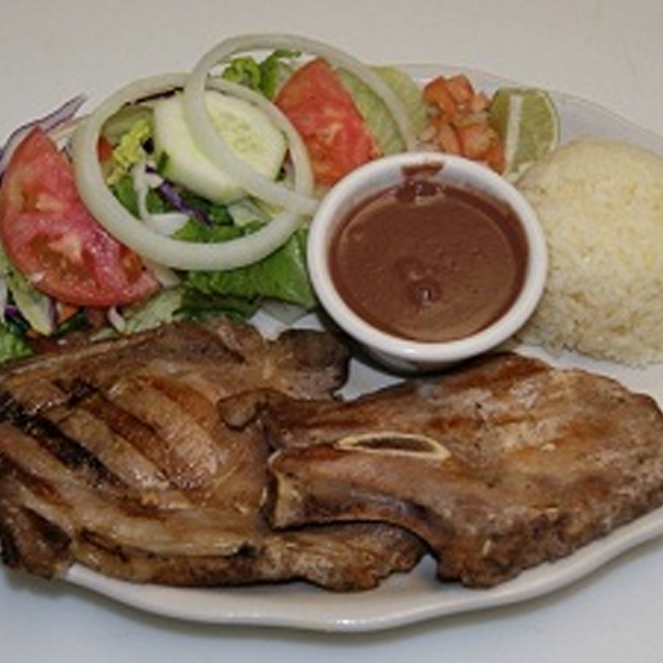 Chuleta de Puerco Fried