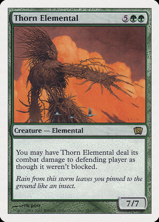 Thorn Elemental [Eighth Edition] | The Dork Den