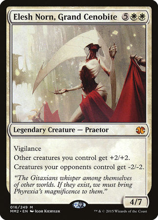 Elesh Norn, Grand Cenobite [Modern Masters 2015] | The Dork Den