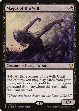Magus of the Will [Commander 2016] | The Dork Den