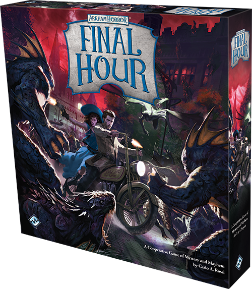 Arkham Horror: Final Hour | The Dork Den