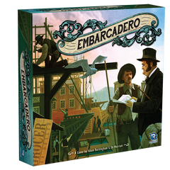 Embarcadero: Rule the Waterfront - Kick Starter Edition | The Dork Den