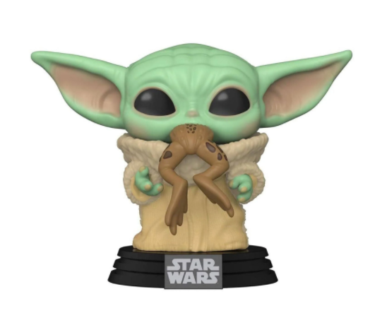 Pop! Star Wars The Child with Frog | The Dork Den