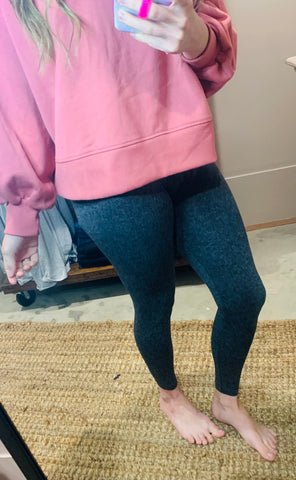 Try to Keep Up Leggings