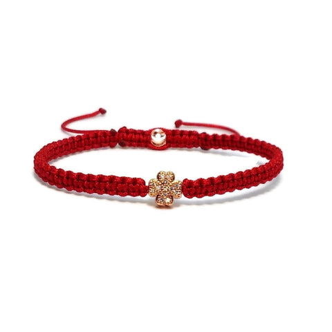 Red String Bracelet With Jade Meaning