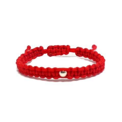 Lucky Red String Bracelets