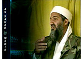 IntelCenter al-Qaeda Videos DVD V005: Osama bin Laden Address to Americans & Muslims in Iraq (English Subtitles)