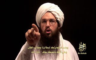 IntelCenter al-Qaeda Videos DVD V078: Legitimate Demands, A Message from the Mujahid Brother Adam Yahiye Gadahn (Azzam)