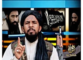 IntelCenter al-Qaeda Videos DVD V082: Abu Yahya al-Libi: Mullah Dadullah, I Hope That I Step in Heaven with My Limp