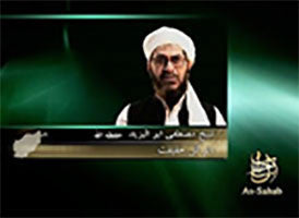 IntelCenter al-Qaeda Videos DVD V103: Mustafa Abu al-Yazid: The Truth About Reliance on God (Pashto Voiceover)