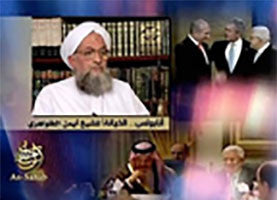 IntelCenter al-Qaeda Videos DVD V114: Ayman al-Zawahiri: Annapolis - The Betrayal