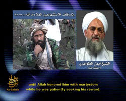 IntelCenter al-Qaeda Videos DVD V075: Ayman al-Zawahiri: Elegizing the Commander of the Martyrdom-Seekers Mullah Dadullah (English Subtitles)