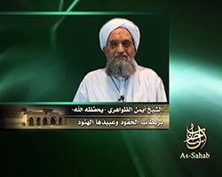 IntelCenter al-Qaeda Videos DVD V086: Ayman al-Zawahiri: Malicious Britain and Its Indian Slaves