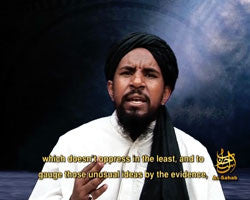 IntelCenter al-Qaeda Videos DVD V097: Abu Yahya al-Libi: Dots on the Letters (English Subtitles)