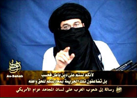 IntelCenter al-Qaeda Videos DVD V012: Azzam al-Amriki Statement on 11 Sep. 2005