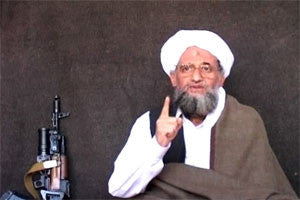 IntelCenter al-Qaeda Videos DVD V014: Ayman al-Zawahiri on 29 Nov. 2004