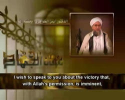 IntelCenter al-Qaeda Videos DVD V016: Ayman al-Zawahiri: Impediments to Jihad (English Subtitles)