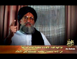 IntelCenter al-Qaeda Videos DVD V024: Ayman al-Zawahiri on 4 Mar. 2006