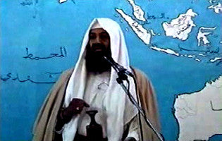 IntelCenter al-Qaeda Videos DVD V028: Osama bin Laden: Thoughts Over al-Aqsa Intifadah