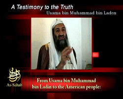 IntelCenter al-Qaeda Videos DVD V029: Osama bin Laden: A Testimony to the Truth (English Subtitles)