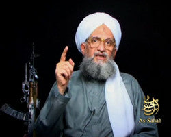 IntelCenter al-Qaeda Videos DVD V033: Ayman al-Zawahiri: American Crimes in Kabul