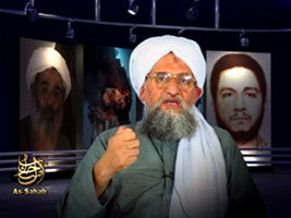 IntelCenter al-Qaeda Videos DVD V041: Ayman al-Zawahiri: The Zionist Crusader's Aggression on Gaza and Lebanon