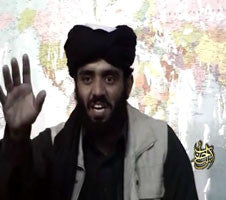 IntelCenter al-Qaeda Videos DVD V050: Holocaust of the Americans in Khorasan: Abu Nasir al-Qahtani: 1st Op After Bagram Escape