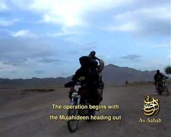 IntelCenter al-Qaeda Videos DVD V061: Holocaust of the Americans in the Land of Khorasan, The Islamic Emirate: Capture of an American Post, Arghandab (English Voiceover)