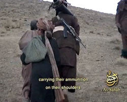IntelCenter al-Qaeda Videos DVD V062: Holocaust of the Americans in the Land of Khorasan, The Islamic Emirate: Capture of an American Post, Arghandab (English Subtitles)