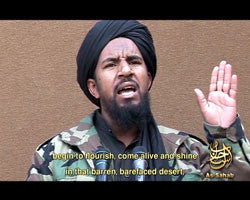 IntelCenter al-Qaeda Videos DVD V066: Abu Yahya al-Libi: To the Army of Difficulty in Somalia 