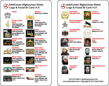 IntelCenter Afghanistan Rebel Logo & Facial Identification Card v1.0