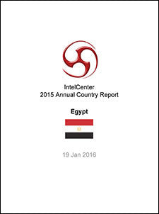 IntelCenter Annual Country Report: Egypt: 2015 (Updated 19 Jan. 2016)