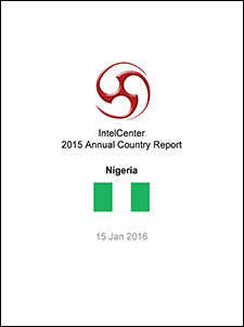 IntelCenter Annual Country Report: Nigeria: 2015 (Updated 15 Jan. 2016)