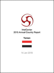 IntelCenter Annual Country Report: Yemen: 2015 (Updated 14 Jan. 2016)