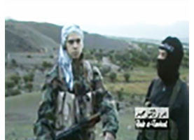 IntelCenter IJU Videos DVD V1: Interview with Abu Muslim and Abd al-Ghaffar (Eric B.)