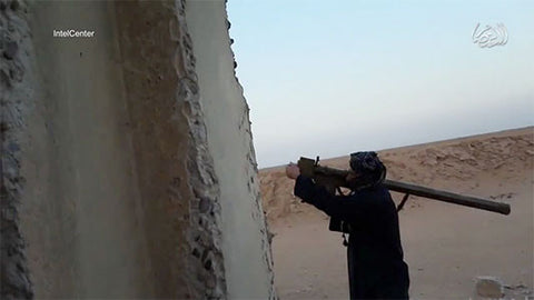 IntelCenter Briefing Video Clip: Islamic State MANPADS 1