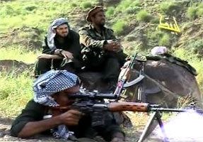 IntelCenter Taliban Videos DVD V3: Bagram Escapees