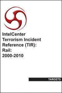 IntelCenter Terrorism Incident Reference (TIR): Rail: 2000-2010 (Targets) Book