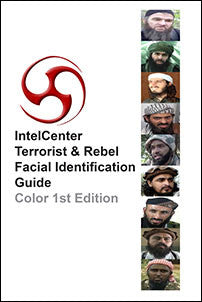 IntelCenter Terrorist & Rebel Facial Identification Guide (Color)