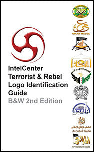 IntelCenter Terrorist & Rebel Logo Identification Guide 2nd Edition (B&W)