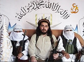 IntelCenter TTP Videos Vol. 1 DVD: Hakimullah Mehsud: Glad Tidings to the Believers of the Destruction of the Infidels (English Subtitles)