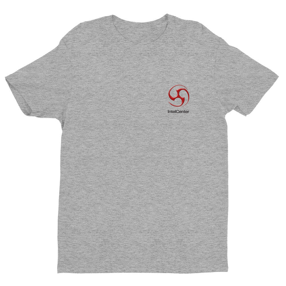 IntelCenter Short Sleeve Men's T-Shirt