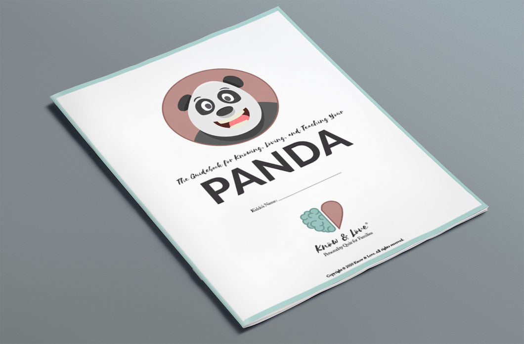 The Panda Guide (eBook)